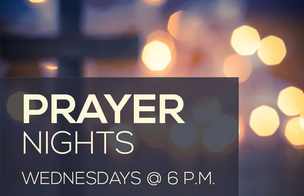 Prayer Nights